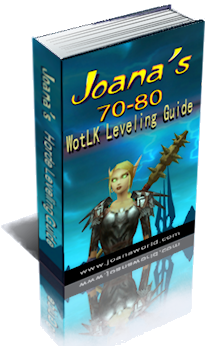 Joana's 70-80 Leveling Guide
