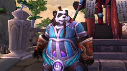 Mists of Pandaria Expansion