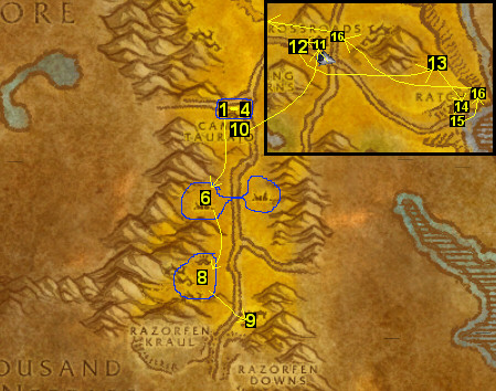 wow 1 60 leveling guide